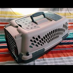 Petmate Small Pet Travel Kennel Crate